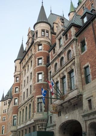Quebec City, Canadá: Another shot of the fabulous architecture