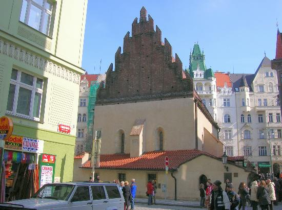 ‪Old-New Synagogue (Staronova synagoga)‬