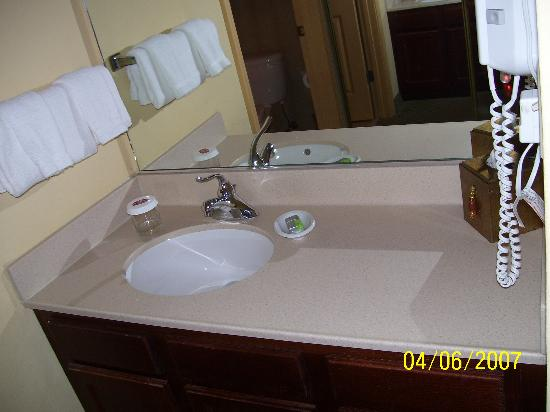 Residence Inn by Marriott Charleston Airport: Vanity sink