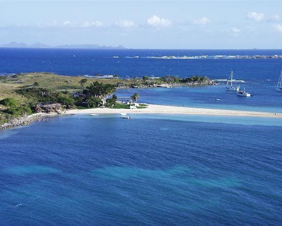 Saint-Martin, Saint-Martin / Sint Maarten: From the mainland