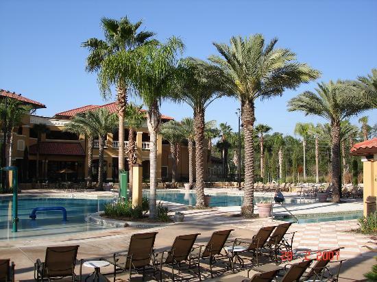 Floridays Resort: Sector pileta