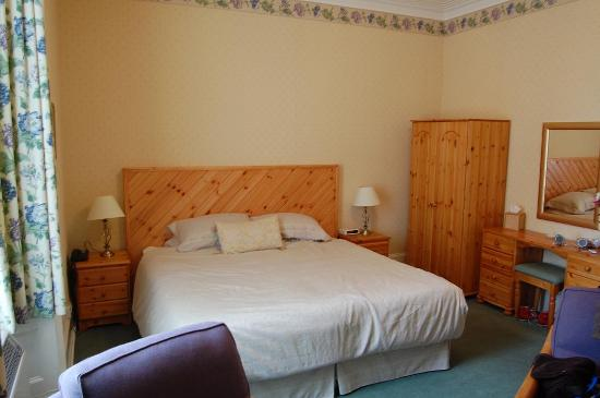 Fairwinds Hotel: Strathspey room - bedroom