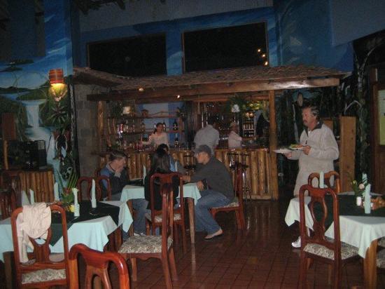 Hotel Villa Verde : Villa Verde's dining area