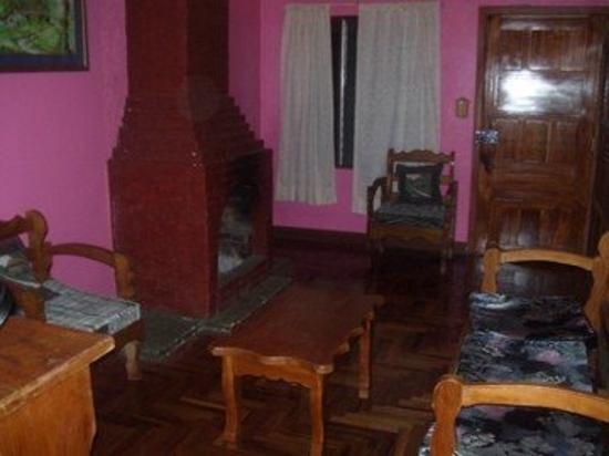 Hotel Villa Verde : Main room in our villa