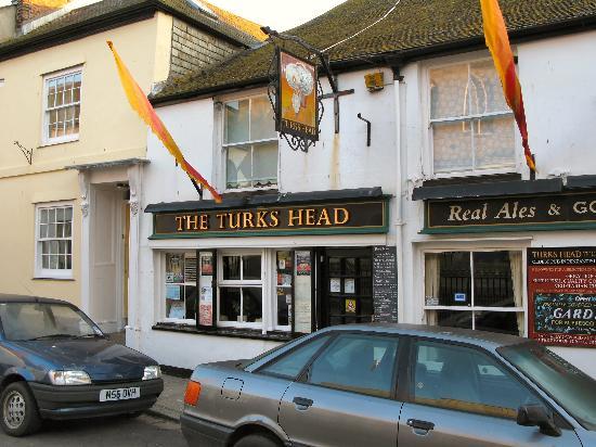 The Turks Head: The building