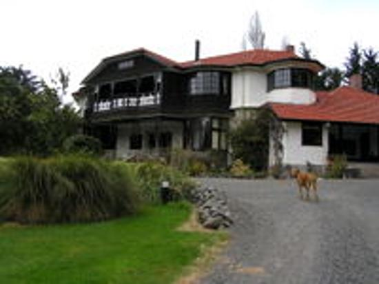 Sherwood Lodge: The Lodge