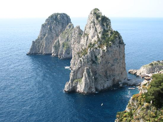 Capri Bild