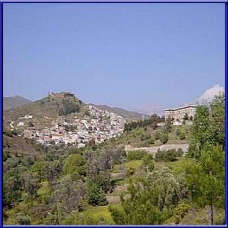 Chios, กรีซ: Volissos village.