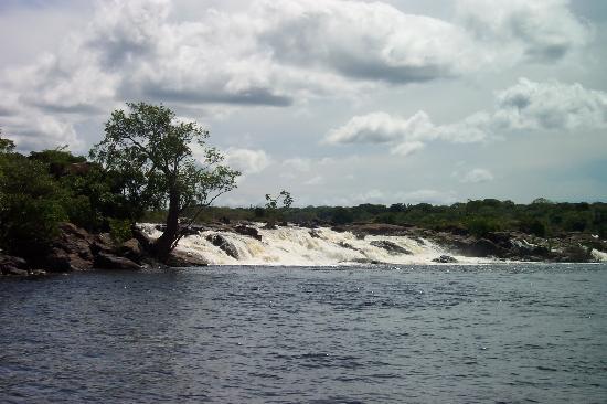 Hotel Venetur Orinoco : Nearby Falls