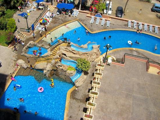 Pool Picture Of Hotel Don Pelayo Pacific Beach Mazatlan Tripadvisor