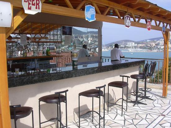 Surtel Hotel: Le bar au dernier étage