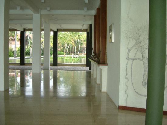 Heritance Ahungalla: Hotel Reception