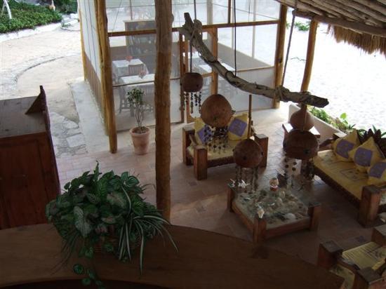 Ventanas al Mar: Breakfast Area and Lobby