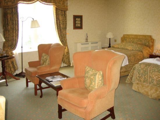 Dromoland Castle Hotel: Twin Room