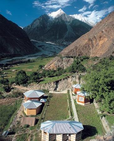 Gilgit, Pakistan: Bagrot Sarai Hotel Bagrote Valley