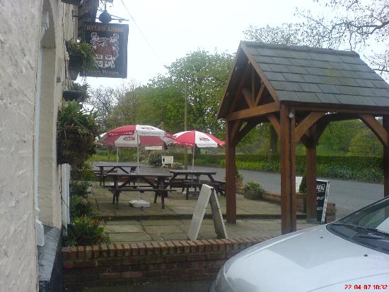 The front of the Ryles Arms