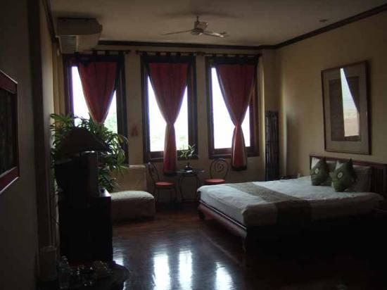 Inter Hotel: ma chambre