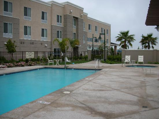 Hampton Inn & Suites Sacramento-Airport-Natomas: Pool Area