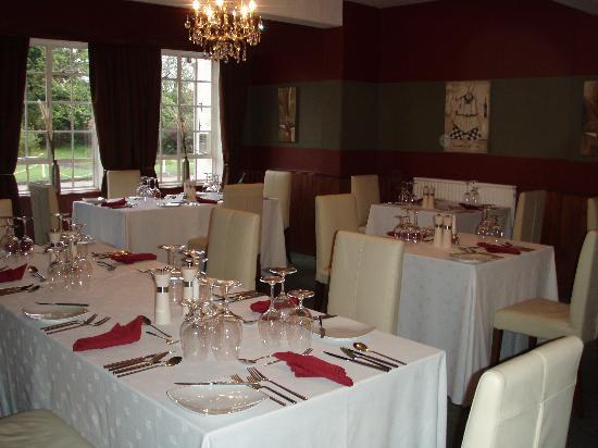 Lochgair Hotel: Fyne Dining Room