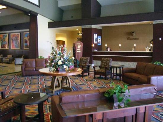 Inn of the Mountain Gods Resort & Casino : Lobby