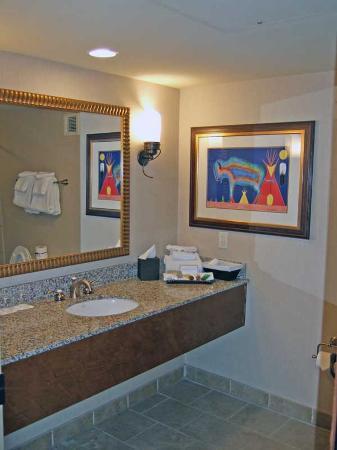 Inn of the Mountain Gods Resort & Casino: Sink