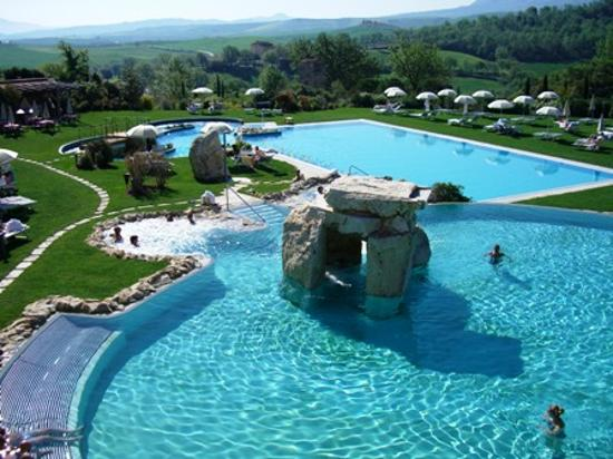 Hotel Adler Thermae Spa & Relax Resort: Spa Pool