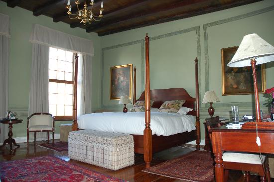 Cape Heritage Hotel: Bedroom