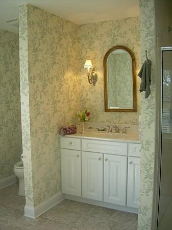 Mill Street Inn: Bathroom in Cambridge Suite