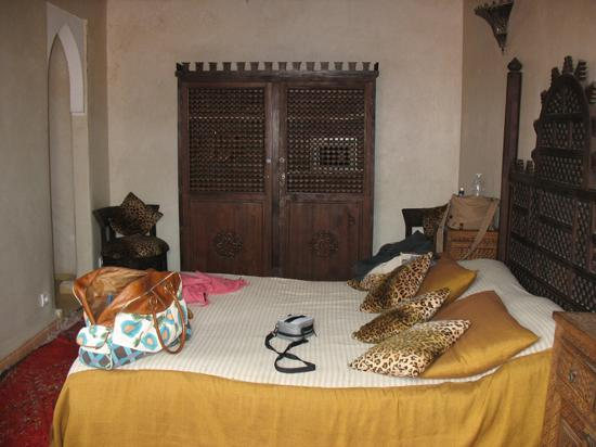 Riad Bahja: Our room, the smallest one