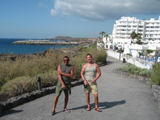 Golf del Sur, İspanya: santa barbara
