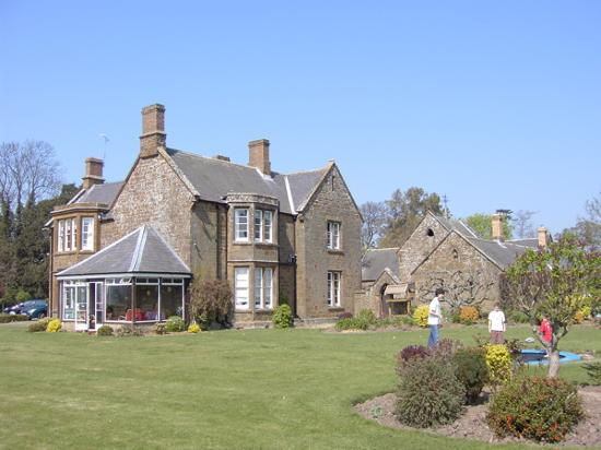 Wormleighton, UK: Main house
