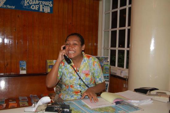 Fiji Gateway Hotel: Ester - Rosie's Travel Agent