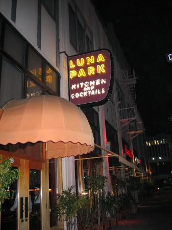 Photo of American Restaurant Luna Park at 672 S. La Brea Ave., Los Angeles, CA 90036, United States