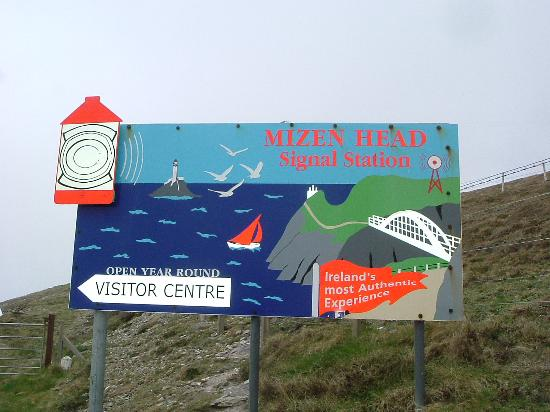 Mizen Head Visitor Centre: The Visitor Centre