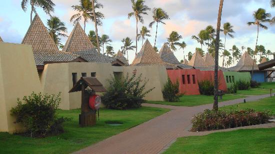 Vila Galé Marés: beach front bungalows