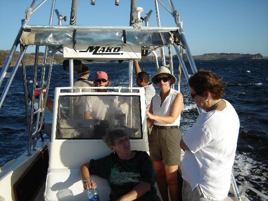 La Posada Azul: Deep Sea Fishing