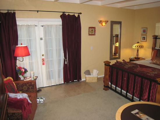 Old Ranch Inn : Tiffany Room