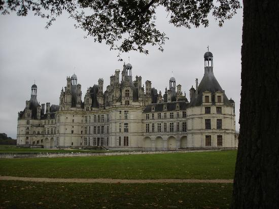 Loire Valley, Fransa: Chateau Chambord -- magnificient
