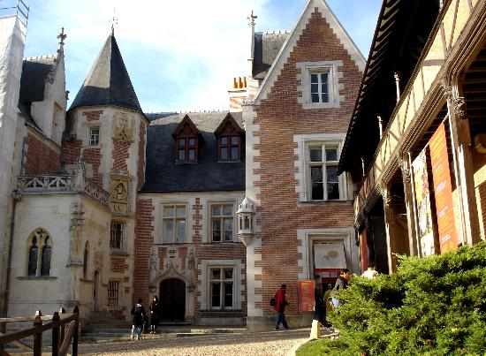 Loire Valley, Fransa: ClosLuce -- DaVinci's home