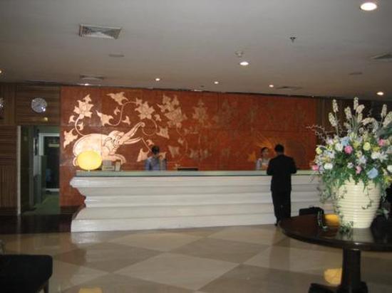 Princeton Bangkok : reception
