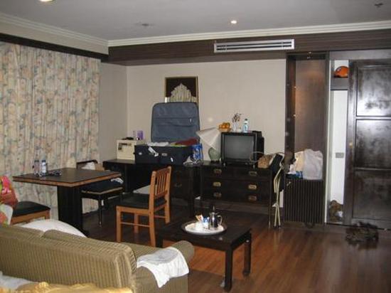 Princeton Bangkok: our room