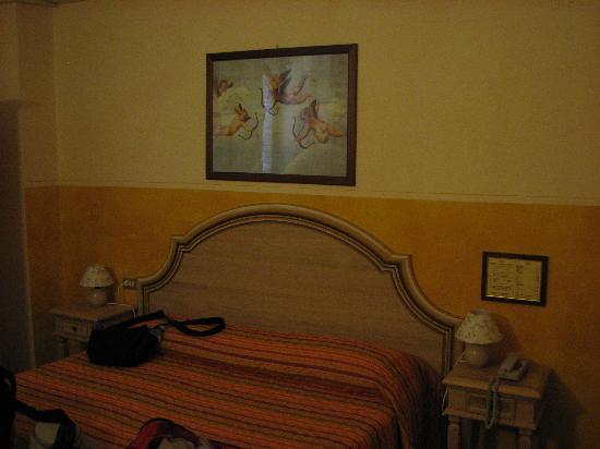 Hotel Berti: Bed