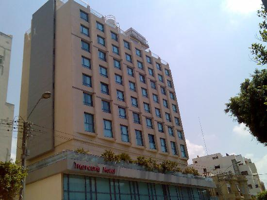 The Hotel Picture Of Mercure Tel Aviv City Center Tel