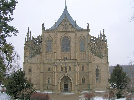 ‪Cathedral of St. Barbara‬