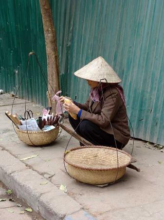Hanoi Aufnahme