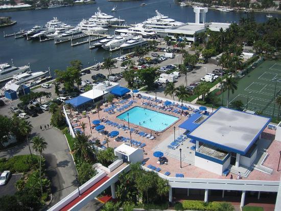 Bahia Mar Fort Lauderdale Beach A Doubletree By Hilton Hotel Pool