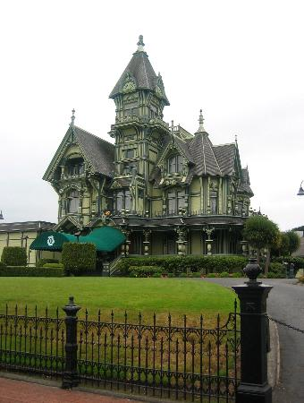 Bayview Motel: Victorian House