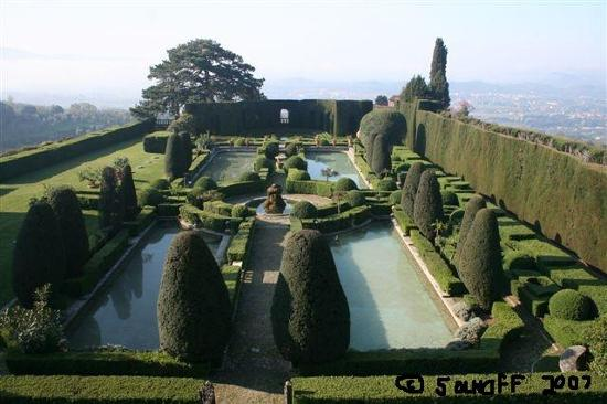Villa Gamberaia: The 500 yearold