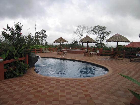 Hotel La Pradera: pool