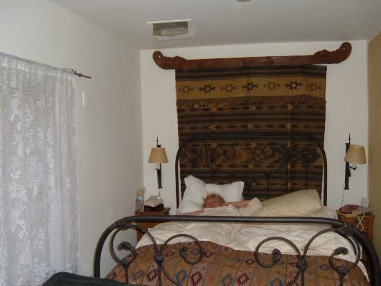 Hacienda Nicholas Bed & Breakfast Inn: Very Comfy